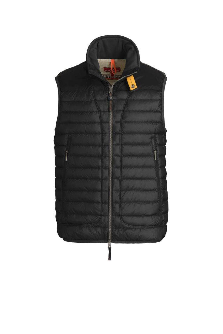 Parajumpers – Sully bodywarmer – Black 541 | ROBBERT kennis van mode | ROBBERT kennis van mode