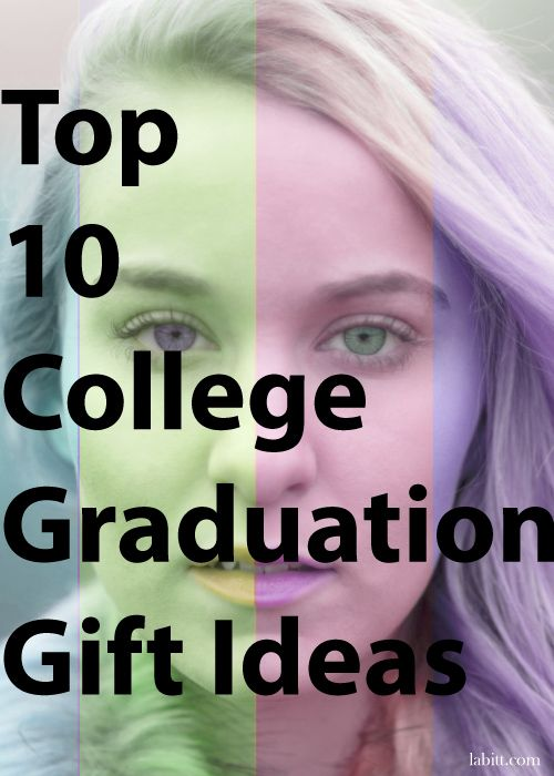 Top 10 college graduation gift ideas for girls, graduation gifts for friends