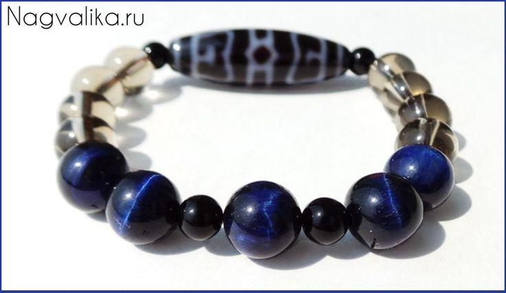 dzi beads! ПРОДАЮ браслет с бусиной дзи - следуй на сайт nagvalika.ru