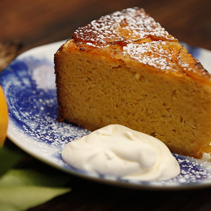 Try this Orange and Almond Cake recipe by Chef Matt Moran. This recipe is from the show Paddock To Plate.