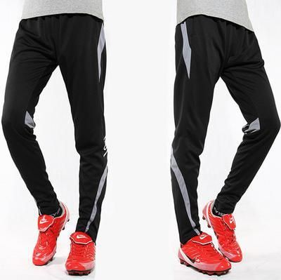 New Professional Soccer Training Pants Slim Skinny Sports Survetement Football Running Pants Tracksuit Trousers Jogging Leg
