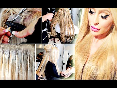 My New Hair Extensions! (What Kind, After Care & More) | Gigi