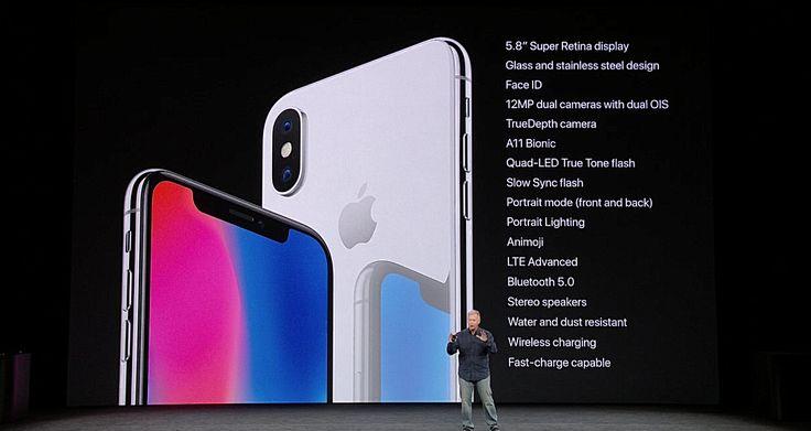 iPhone X akıllı telefonlarının OLED ekran teknolojisi detaylandı. iPhone X ekranlarında yer alan sistemler neler? İşte tüm detaylarıyla iPhone X ekranları.