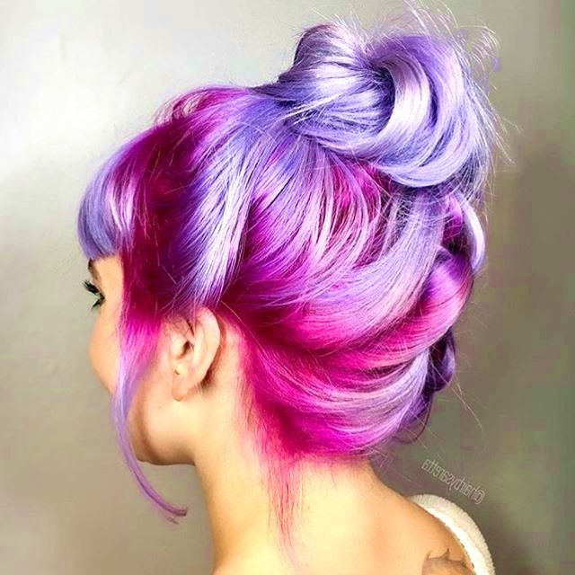 16 Best Crazy Hair Color Ideas to Look Fabulous - All Day Fash