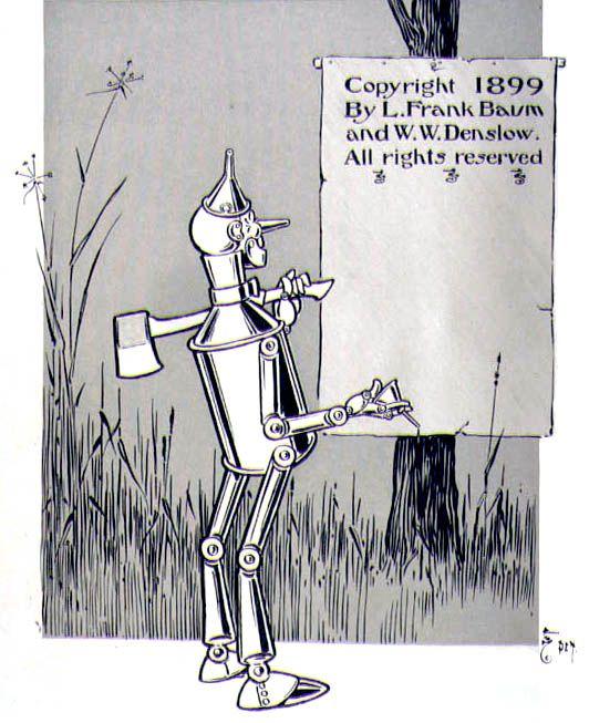 the wonderful wizard of oz original illustrations - Google Search