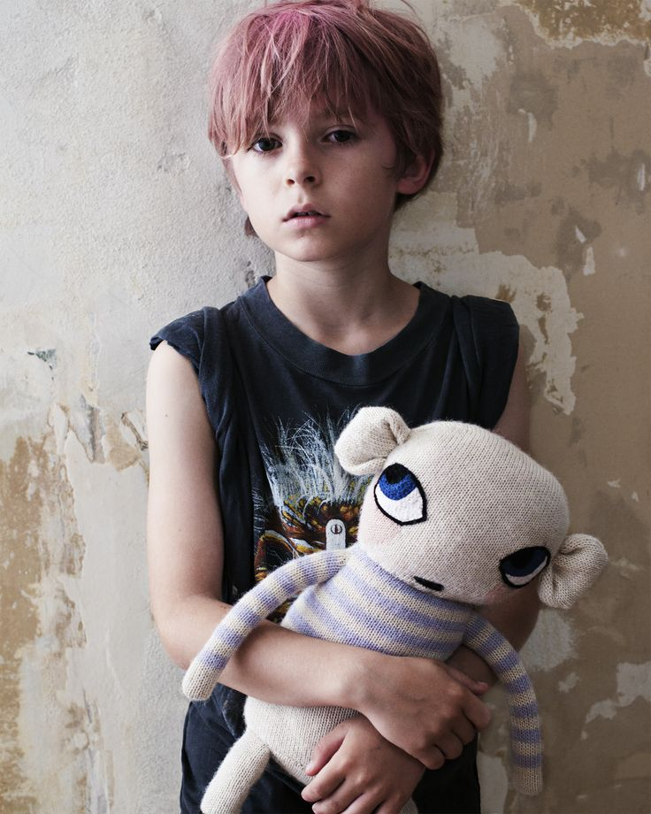 Lucky Boy Sunday | Mause doll | uber kid
