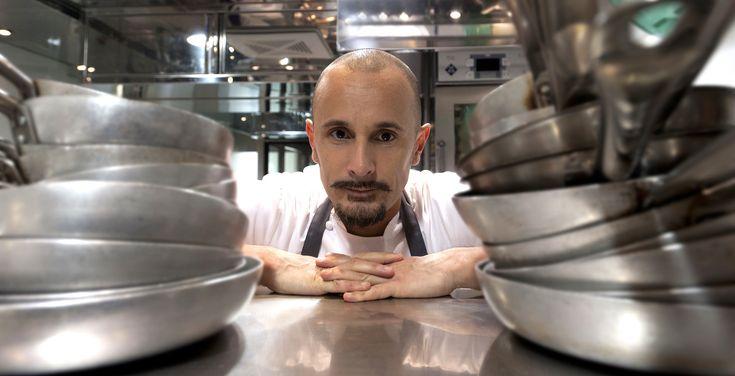 Enrico Crippa - 3 Stelle Michelin - Ristorante Piazza Duomo - Alba