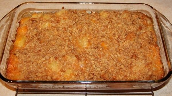 Recipe Makeover: Paula Deens Chicken & Rice Casserole