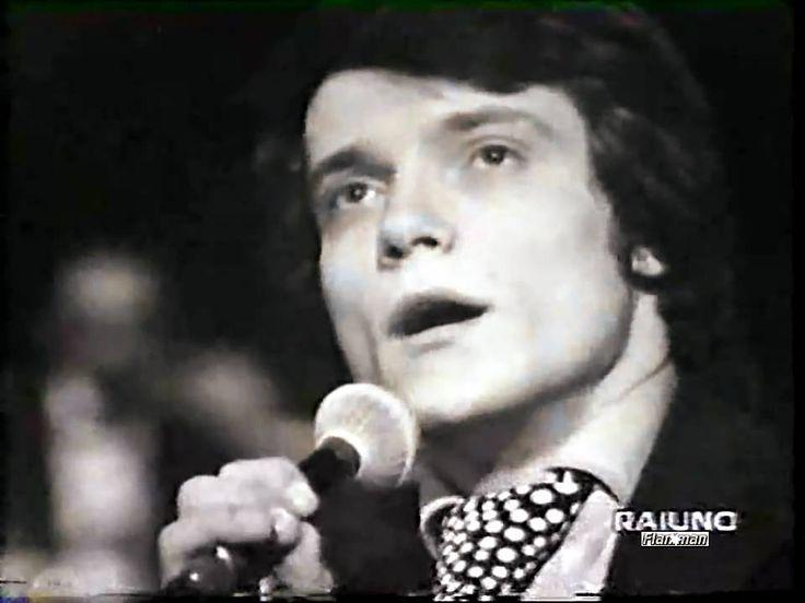 ♫ Massimo Ranieri ♪ Erba Di casa Mia (Canzonissima 1972) ♫ Video & Audio...