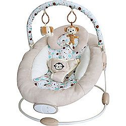 Bebe Style ComfiPlus Floating Baby Cradle Bouncer with Music & Vibration