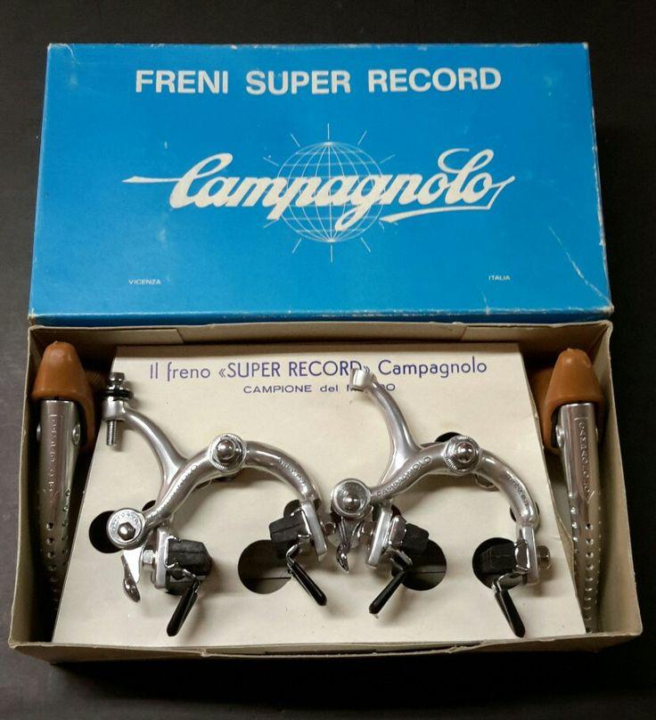 Il freno Campagnolo Super record   memina_tt@hotmail.it