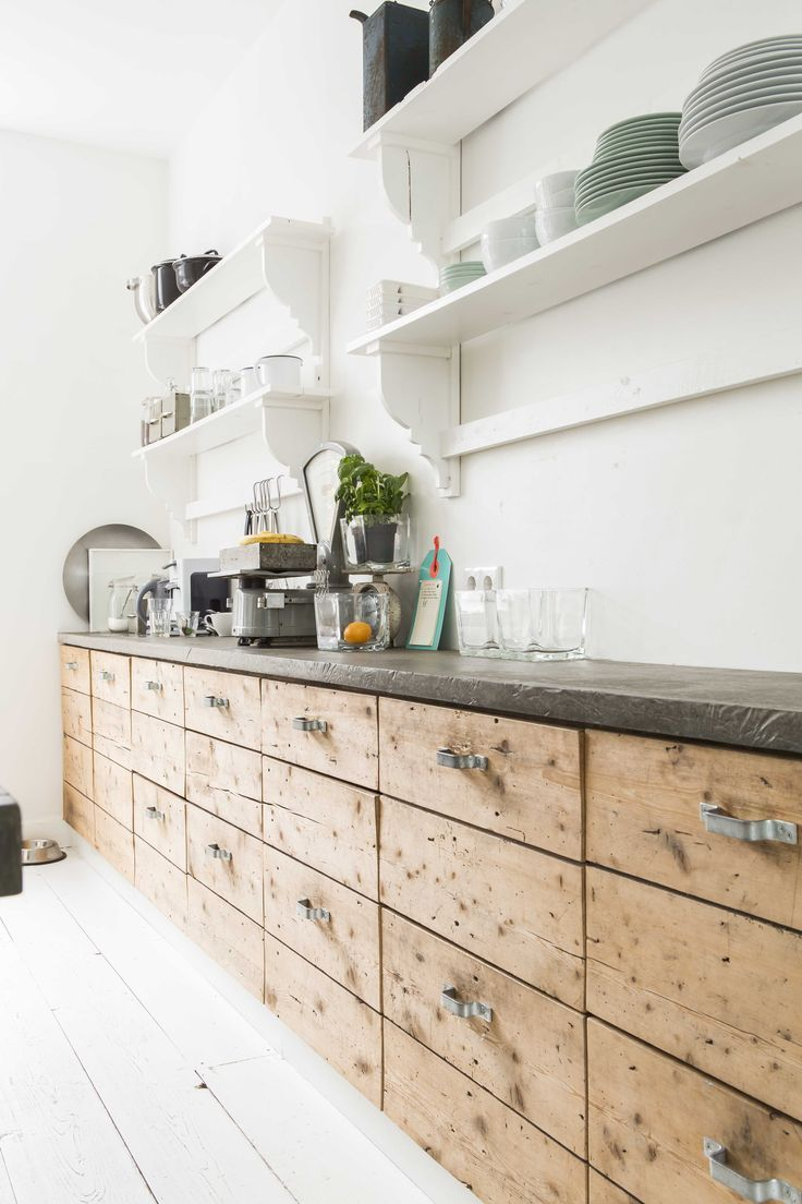 144 best * Industrial Eclectic Kitchens * images on Pinterest ...