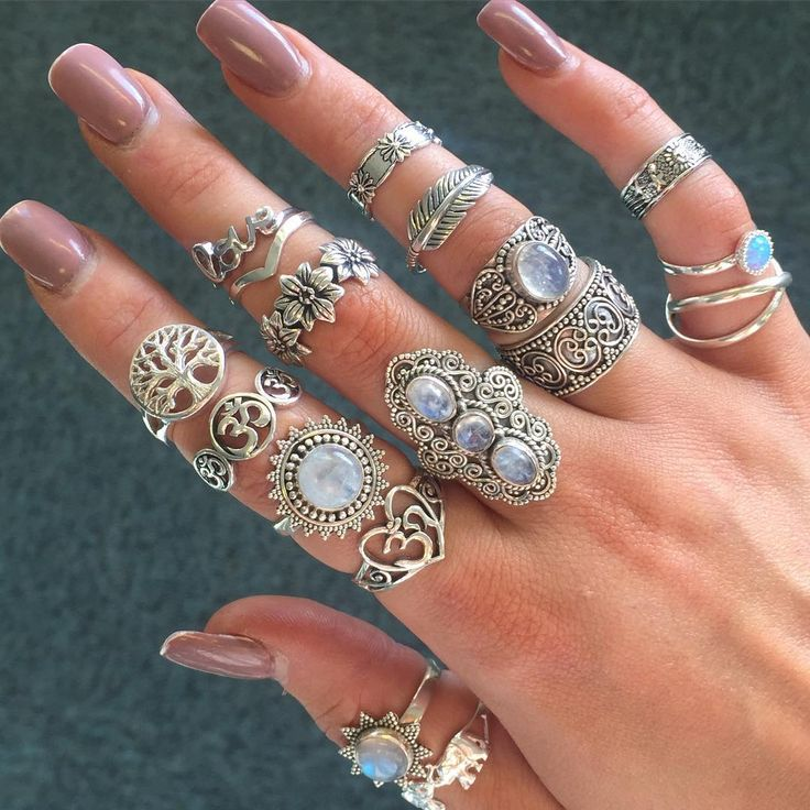 """""""All 925 sterling silver!"""""""