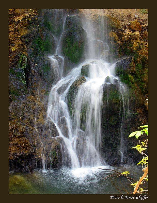 Bükk- hegység, Anna vízesés