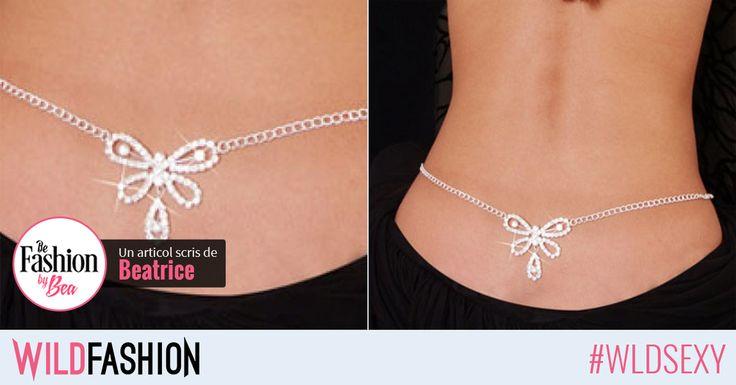 Decorează-ți talia cu cele mai atractive bijuterii. Like dacă îți place sau Share unei prietene care ar purta.
