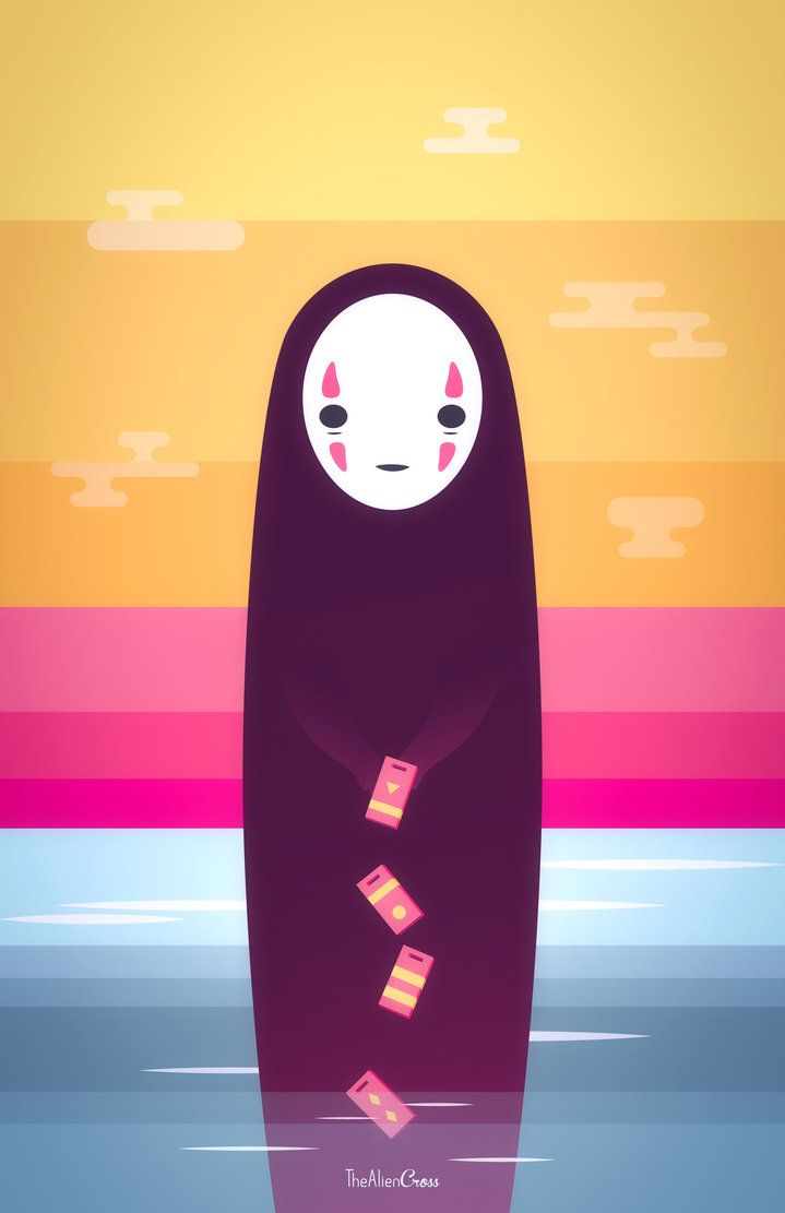 No Face by TheAlienCross on DeviantArt