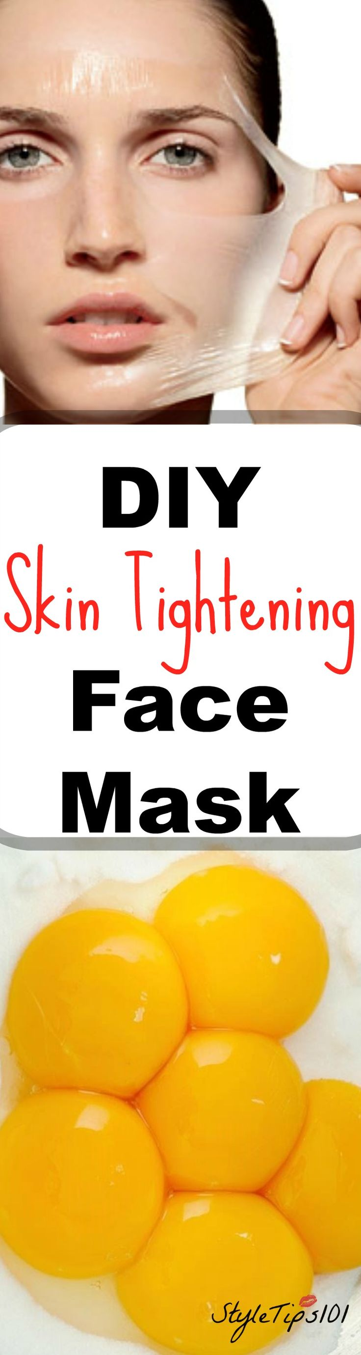 how to keep your face skin tight