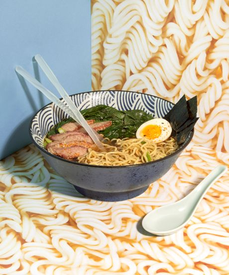 Ramen is more than just the crown jewel of Japanese cuisine — it's practically an art form. Eating the signature dish is a sensoryexperience in itself: The steaming medley of broth, noodles, and toppings is so engaging, your undivided attention is…