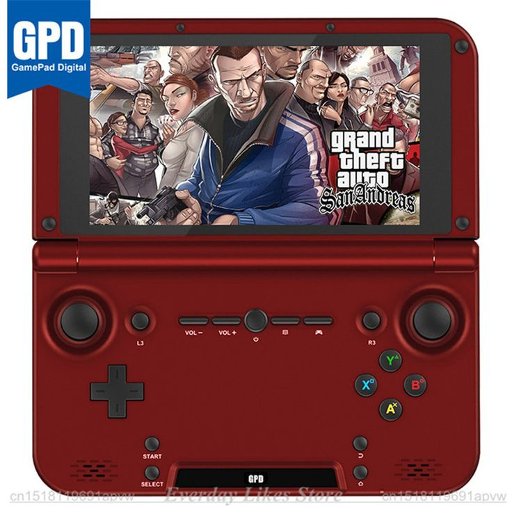 5 inch handheld game consoles 2G 64G Quad Core H-IPS Android Video Game Console