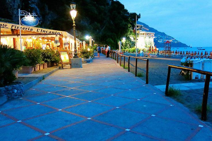 Where to eat in Positano - Ristorante Pizzeria L'Incanto