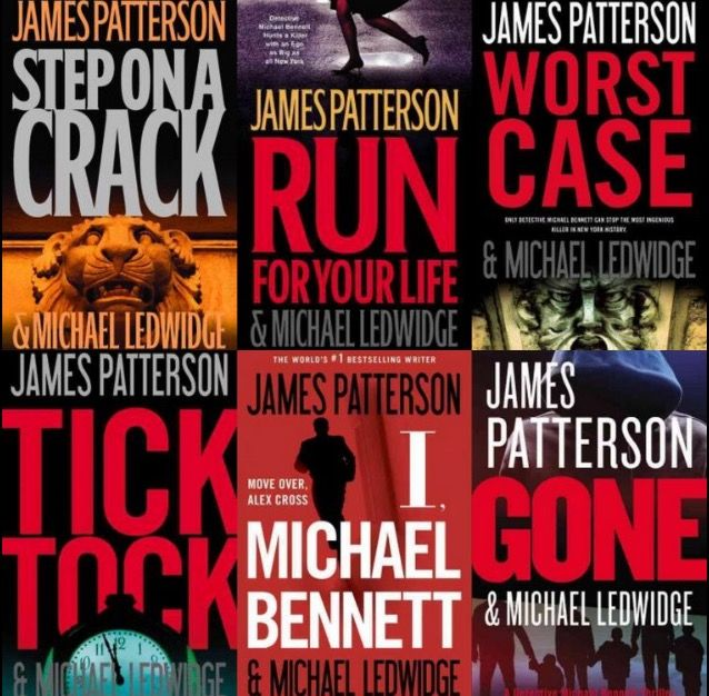 Pin On Books By James Patterson