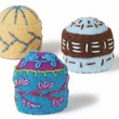 How to Make Pretty Pincushions - CraftStylish-make a version with steel wool for sharpening?