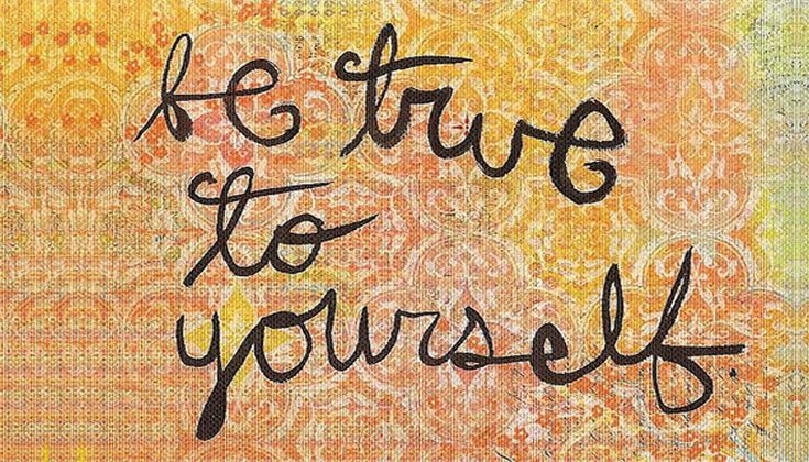 How to be #happy, and #true to yourself, the most common thing people want. But they don't try the ways that will help them to be the one they are, they just live the #life people choose for them. Have the #courage to #accept yourself the way you are, and not as someone else just to be accepted and fit in amongst the crowd.