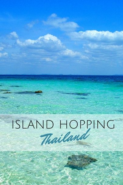 Everything you need to know about island hopping in Thailand