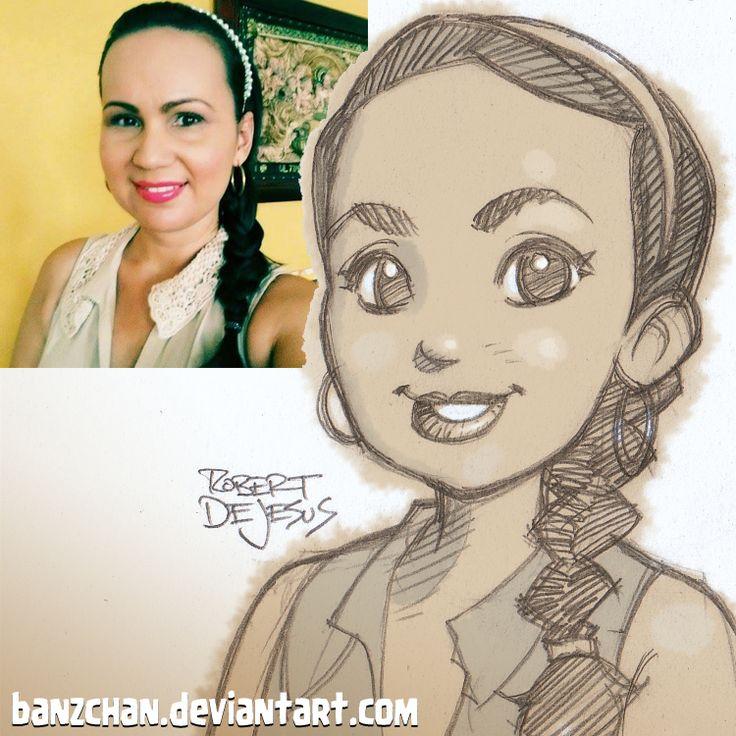 Suly+Sketch+by+Banzchan.deviantart.com+on+@DeviantArt