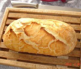 Recette pain à la farine de maïs par elodie.vincent - recette de la catégorie Pains & Viennoiseries