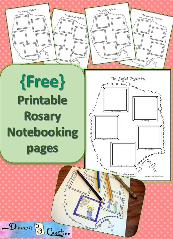 joyful mysteries coloring pages - 48 best images about catholic kids rosary on pinterest