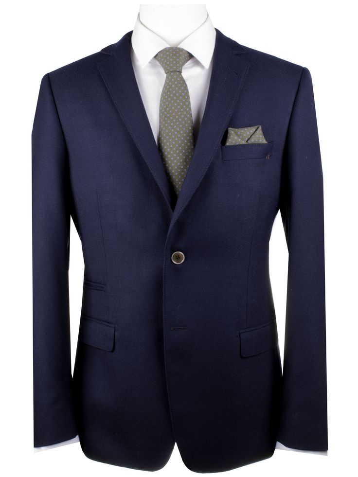 2-BUTTON FRAGOSTO BLAZER SLIM FIT