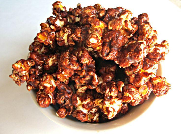 ... popcorn popped popcorn popcorn recipe cups popped quick chocolate