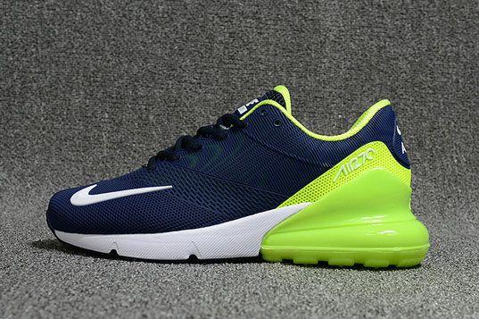new product 13e6b 9a195 New 2018 Nike Air Max 270 Elite KPU Dark Blue Green
