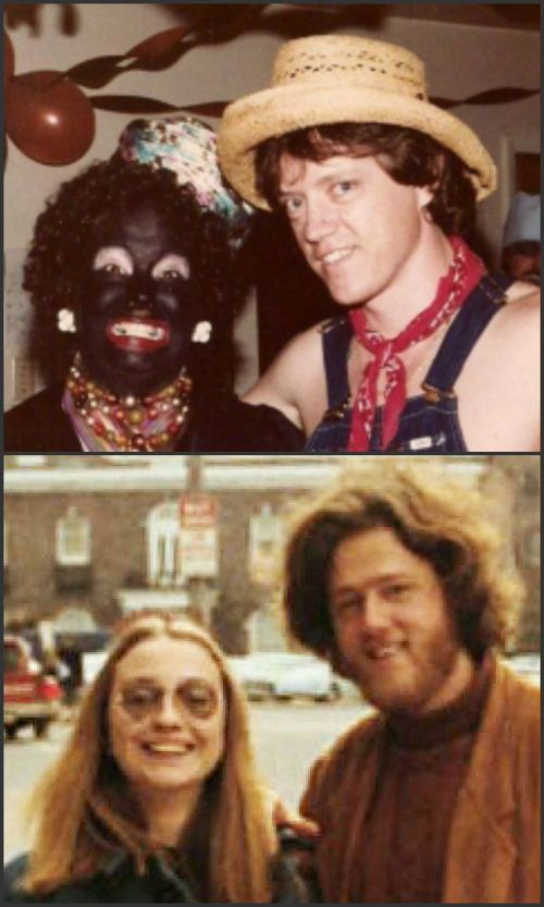 """Bill Clinton girlfriends 