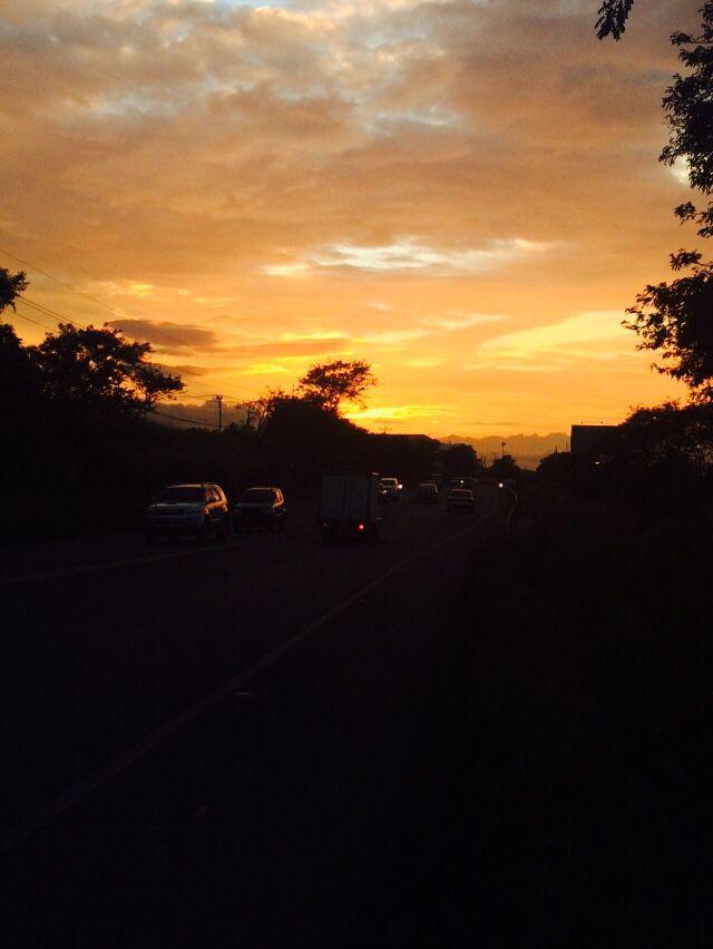 Sleeveless Top - San Rafael Sunset by VIDA VIDA Discount Best Outlet Free Shipping Authentic Gz6EVWK