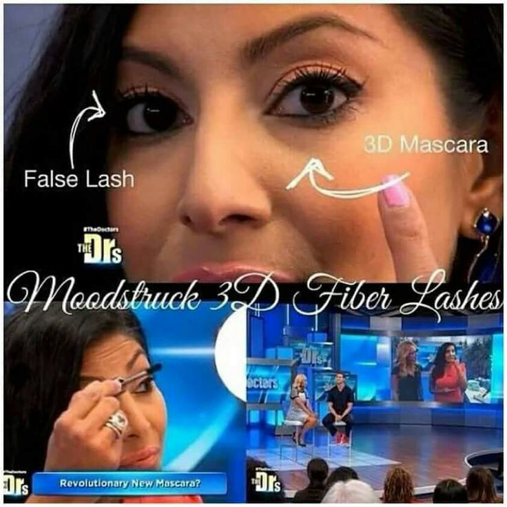 "Click this link to see the video at http://www.thedoctorstv.com/videos/magic-mascara  First Dr. Oz, now The Doctors TV series recommends YOUNIQUE 3D FIBER LASH MASCARA...news anchor Kaushal Patel demonstrates a new product that claims to provide the volume and thickness of false eyelashes in a simple, three-step process. See how it measures up! GET YOUR ""MAGIC MASCARA"" on my Pre-Valentine's Day Party Link at https://www.youniqueproducts.com/ToniaBrown/party/1273802/view…"