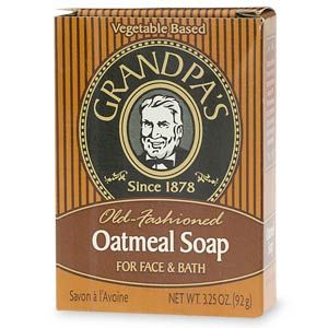 Old fashioned soap brands