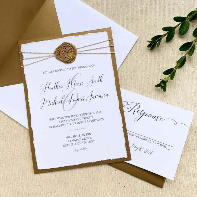 50 Best Wedding Invitations On Etsy In 2020 Photos Emmaline Bride Fun Wedding Invitations Etsy Wedding Invitations Wedding Invitations