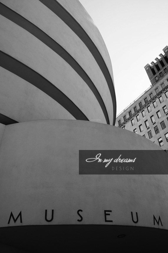 Photo - Guggenheim Museum - New York City - taken on October 2014