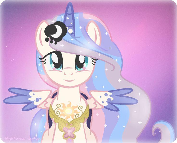 Princess CeLunaShy by NightmareLunaFan.deviantart.com on @deviantART