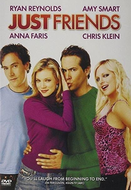 Just Friends (2005 / DVD) Ryan Reynolds, Amy Smart, Anna Faris, Chris Klein, Chris Marquette