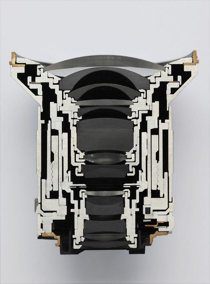 Zeis lens deconstructed