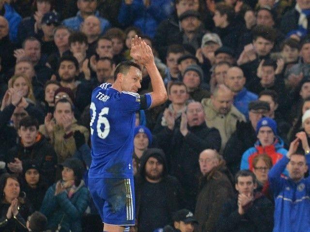 Chelsea inertim boss Guus Hiddink unaware of John Terry's reported leading party
