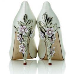 Wedding Shoes by Harriet Wilde