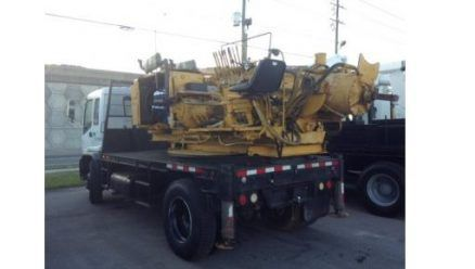 Texoma Pressure Digger Drill Rig Economatic for sale