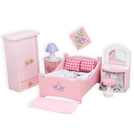 Le Toy Van - Furniture Sugar Plum Master Bedroom