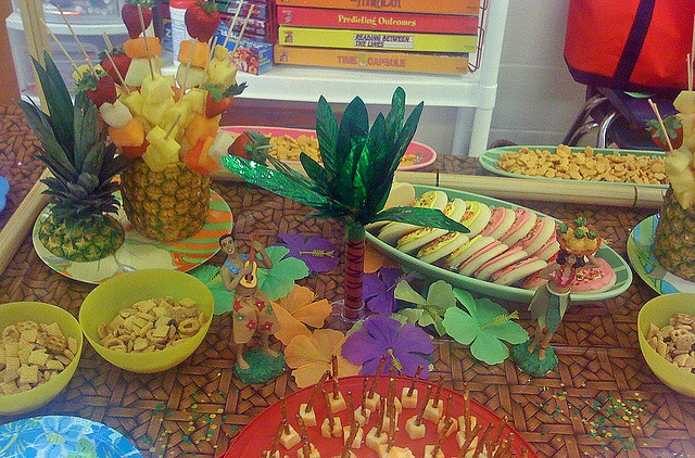 Luau Kid Food   Flickr - Photo Sharing!