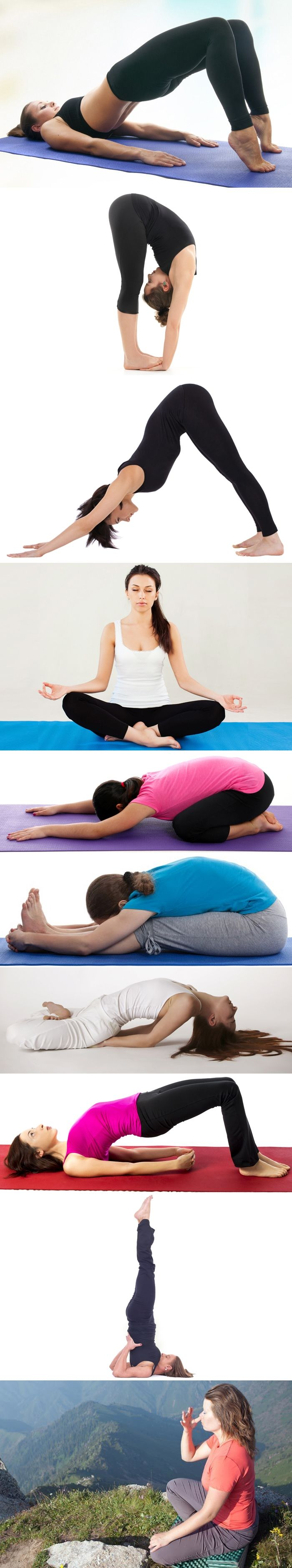 Yoga Therapies  for Combatting Anxiety and Depression