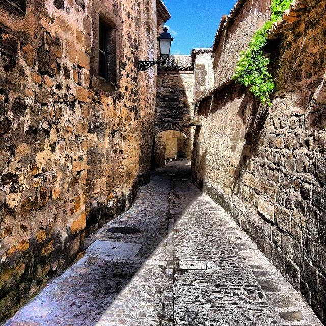 Baeza. Jaén.Spain